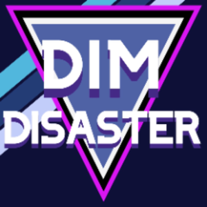 DimDisaster logo