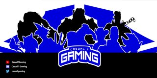 Profile banner for casualtgaming
