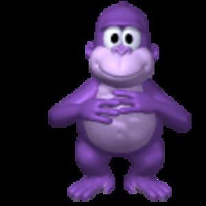 BonziBuddyGaming's Twitch Logo