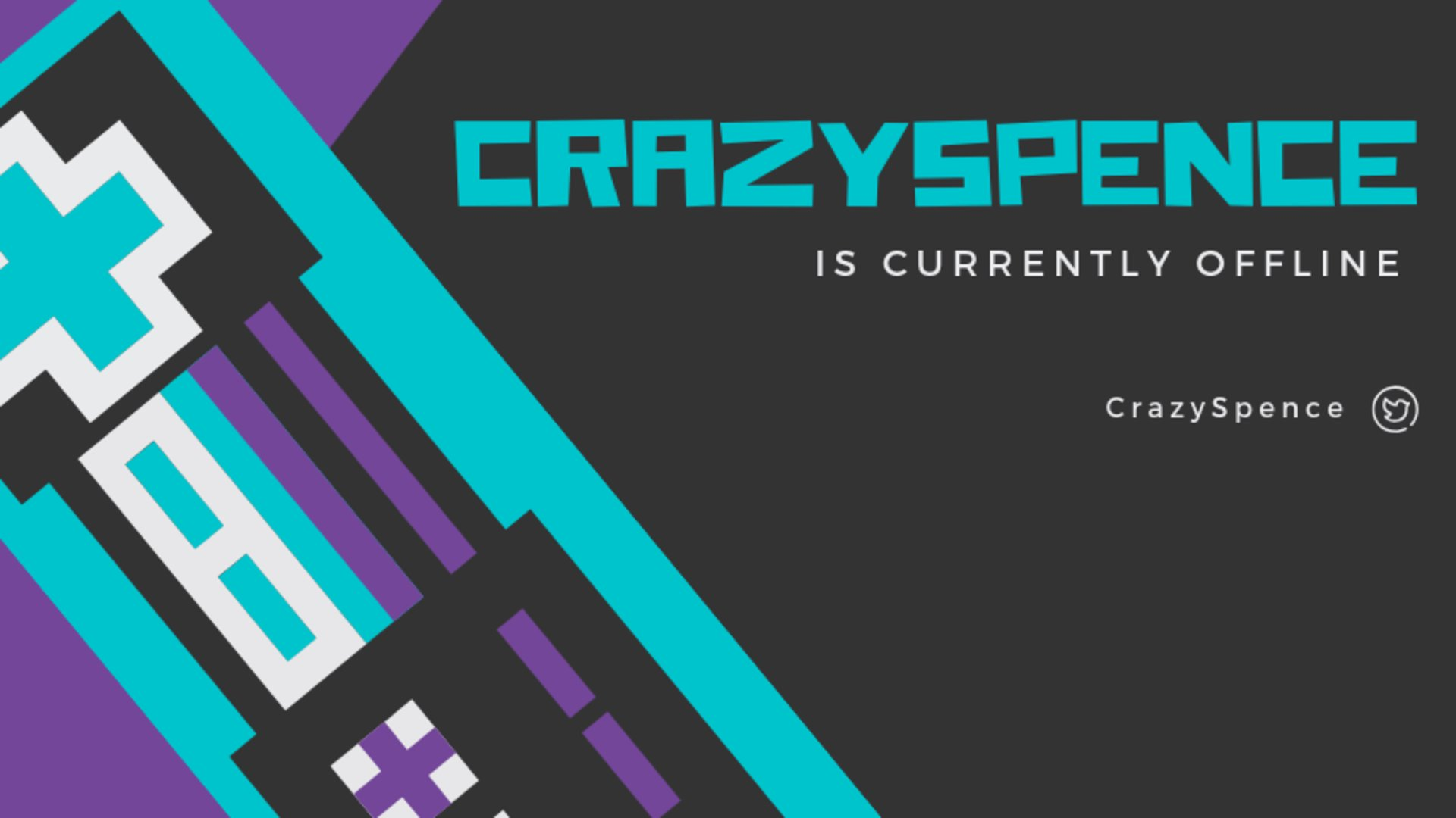 Twitch stream of CrazySpence