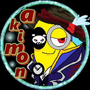 akimon_m Logo