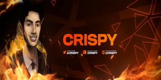 Profile banner for crispy
