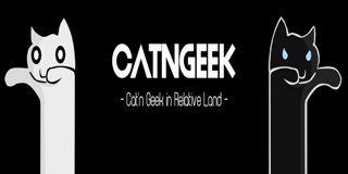 Profile banner for catngeek