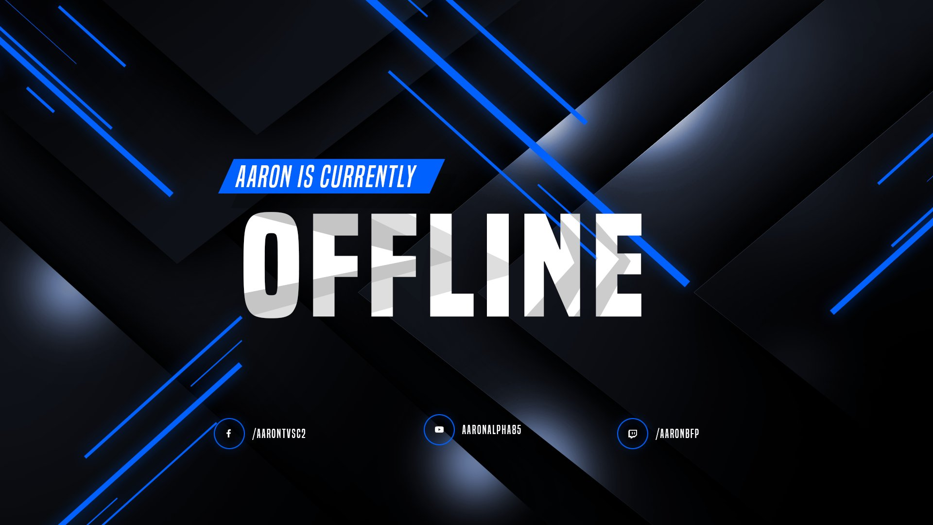 Twitch stream of AaronBFP