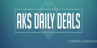 Profile banner for allkeyshop_dailydeals