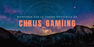 Profile banner for chriis_gamiing