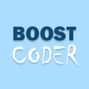 View Boostcoder's Profile