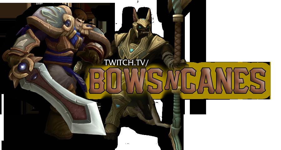 BowsNcanes