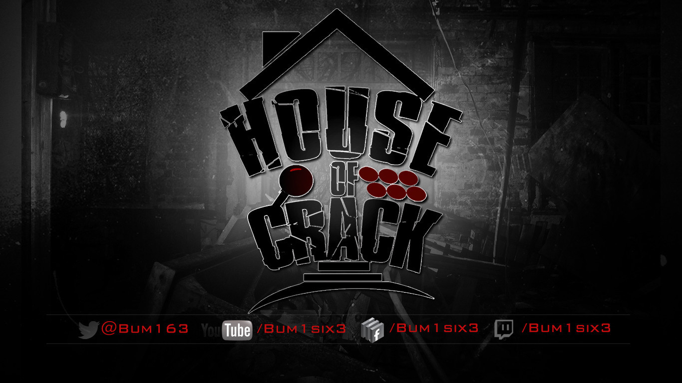 House of Crack Overdrive Series