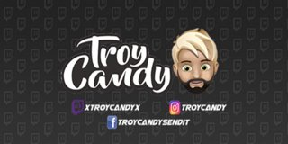 Profile banner for xtroycandyx