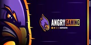 Profile banner for angrygam7ng