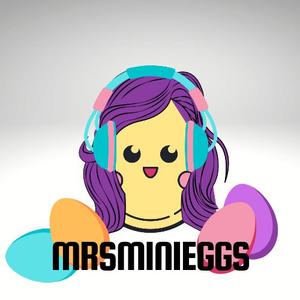 MrsMiniEggs Logo