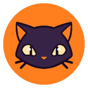 DanGatoPreto Logo