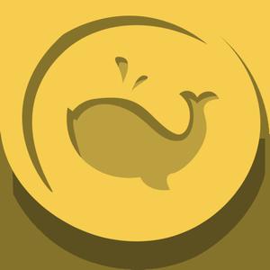 Whale_stream Logo