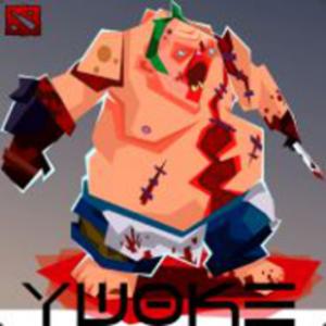 Yw0ke Logo