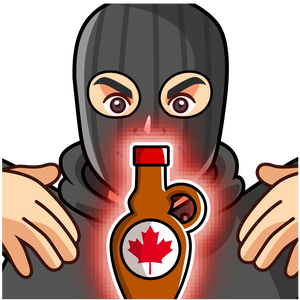 MapleSyrupJunkie Logo