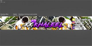 Profile banner for xxkhaleel
