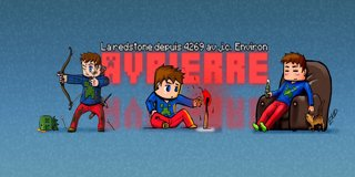 Profile banner for aypierre