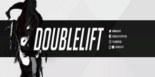 Profile banner for doublelift