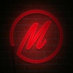Maniac_3D Logo