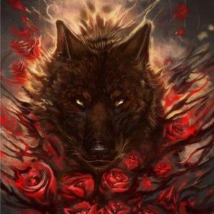 Wolf_darkrose Logo