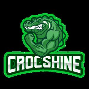 CrocShine Logo