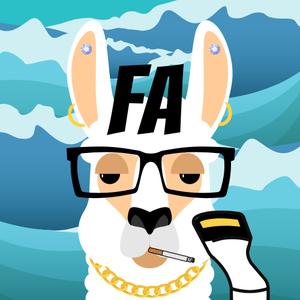 FloodedAlpaca69 Logo