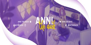 Profile banner for annitheduck