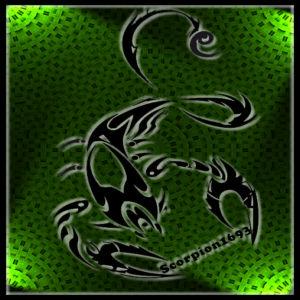 Scorpion1693 Logo