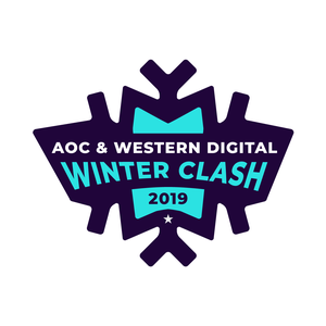 [RU] AOC & Western Digital Winter Clash 2019 — Полуфинал @yXo @flunkyflames @drein