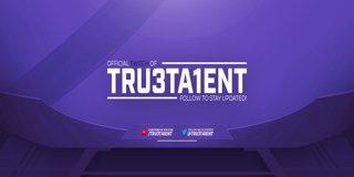 Profile banner for tru3ta1ent