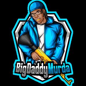 bigdaddymurda Logo