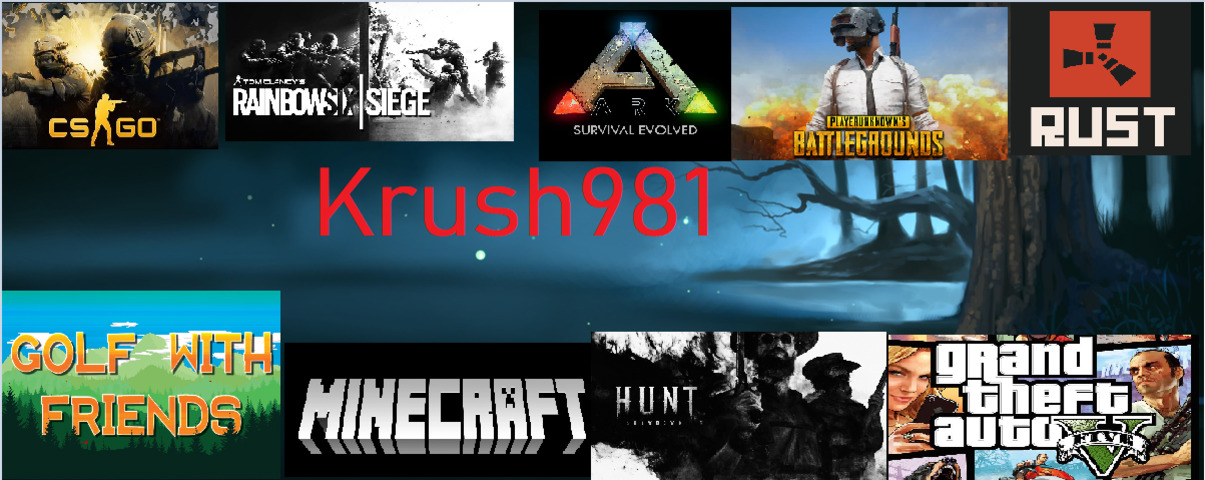 Krush981 S Channel Twitch