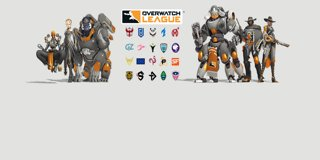 Profile banner for overwatchleague_fr