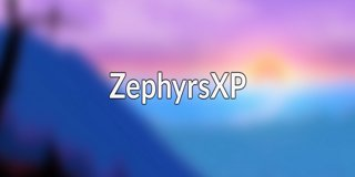 Profile banner for zephyrsxp