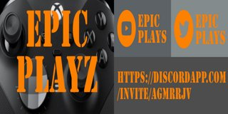 Profile banner for epicplayz