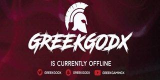 Profile banner for greekgodx