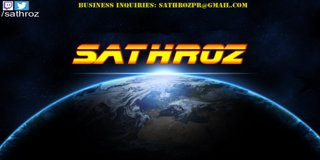 Profile banner for sathroz