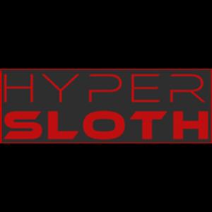 DJHyperSloth Logo