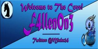 Profile banner for f4llen0n3