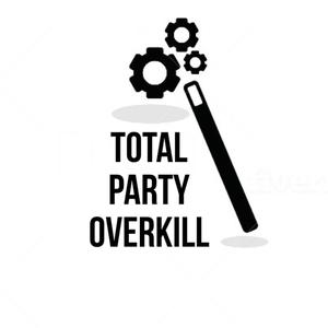 totalpartyoverkill Logo