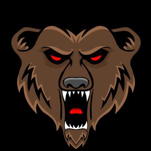 BEARR0RIST Logo