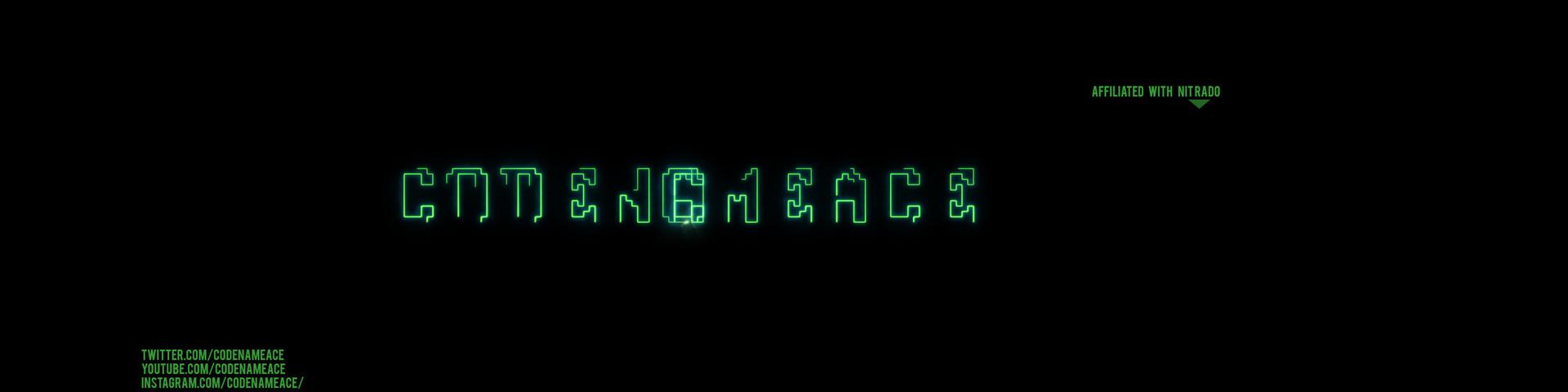 CodeNameAce's Channel - Twitch