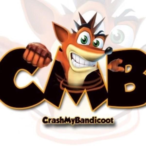 CrashMyBandicoot
