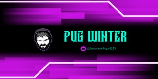 Profile banner for pugwinter