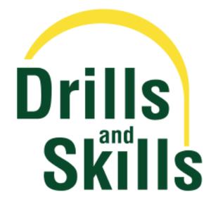 drillsandskills Logo