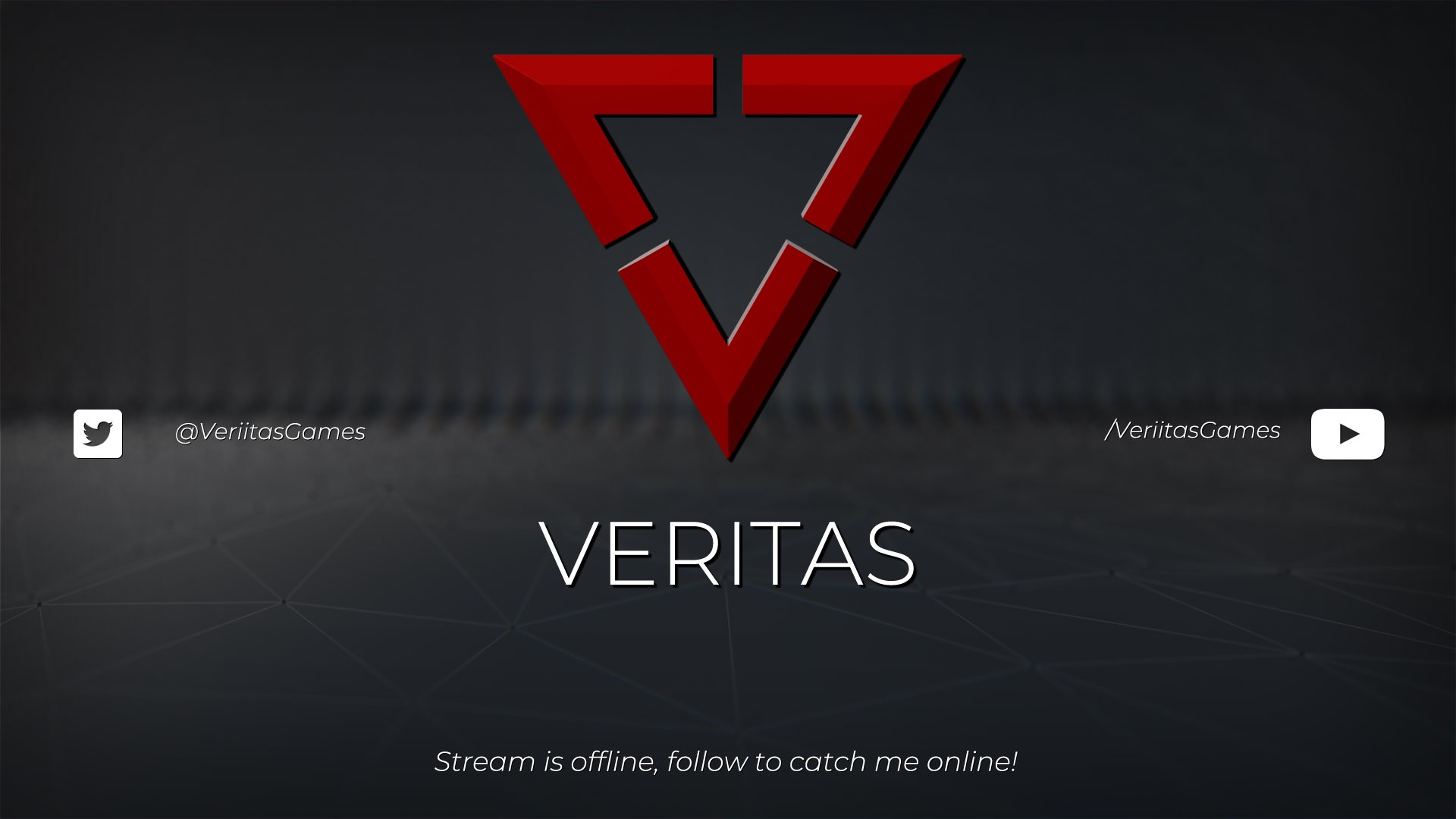 Twitch stream of Veritas