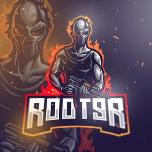 r00t9r Logo