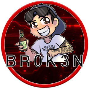 Br0k3nAU Logo