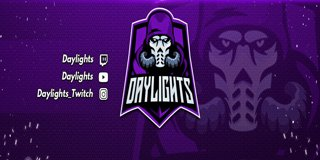 Profile banner for daylights